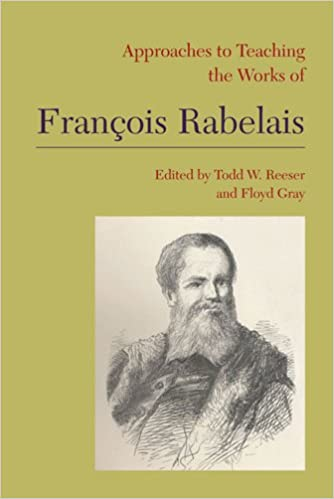 Image result for Approaches to Teaching the Works of François Rabelais