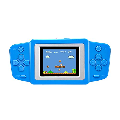 Balai Portable Handheld Video Game Console Rechargable Game Player Built-in 268 Games