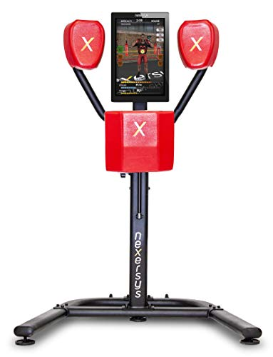Nexersys N3 Elite: The Personal Boxing Trainer for Your Home. Challenging HIIT Workouts that Builds Confidence with Cardio, Technique, Gaming & Core Workouts. Interactive Fitness on Microsoft PlayFab. 1
