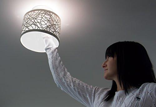Can Converter Kit (Decorative Recessed Light Cover, EZClipse, Designer Recessed Light Shade 8.5