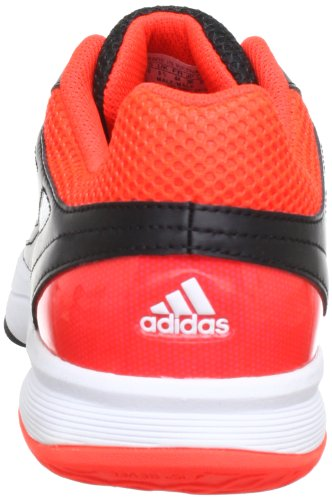 adidas Performance Men's Feather Team II Indoor Trainers Black - Black (Black 1 / Running White Ftw / Infrared) original buy cheap 2014 newest affordable cheap price JKYu6iLd