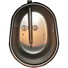 Large Stainless Steel Waterer for Hogs, Pigs and Other Farm Animals