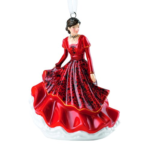 Royal Doulton Traditional Christmas Joy to The World Ornament ()