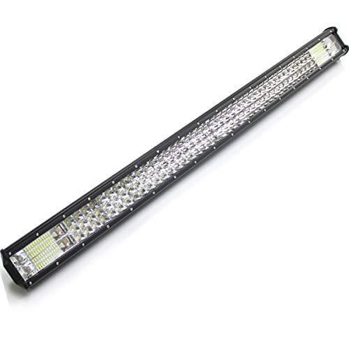 LED ライトバー 作業灯 94cm 12V 24V 504W ハイパーコンボ ワークライト 防水IP67 37インチ 25200lm 10V-30V IP67 B07N69JM1H