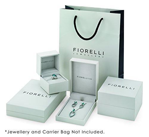 Fiorelli Silver femme  Argent 925/1000  Argent|#Silver Rond   Transparent Zirkonia FINENECKLACEBRACELETANKLET