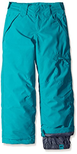 Billabong Big Girls' Twisty Snowbard Pant, Jade, X-Large by Billabong