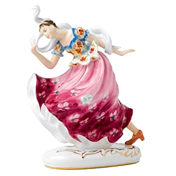 Royal Doulton 100 Years of HN Figures, Columbine, HN 5654