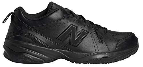 New Balance Men's MX608V4 Training Shoe,Black,11 2E US