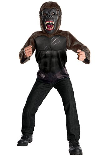 Rubie's Costume Kong: Skull Island Child's Deluxe King Kong Costume, Multicolor, Large ()
