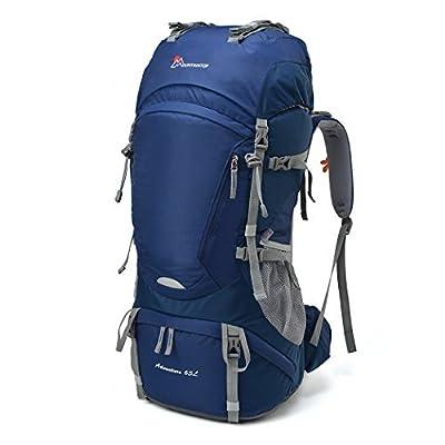 Mountaintop 65L Internal Frame Backpack