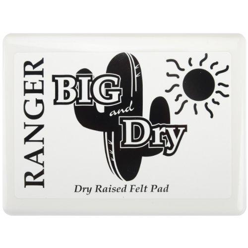 Raised Pad (Ranger K3D07340 Big and Dry Jumbo Raised Felt)