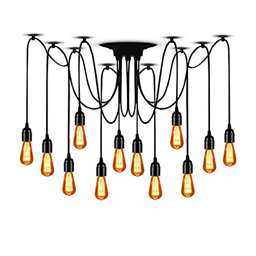 12 Pendant Light Fixtures in US - 3