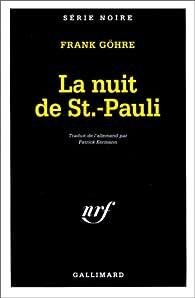 La nuit de St.-Pauli par Frank Göhre