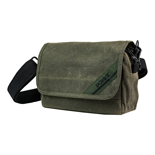 Domke Heritage Shoulder Bag Camera Case, Green (700-52M) (Domke Canvas Camera Bag)
