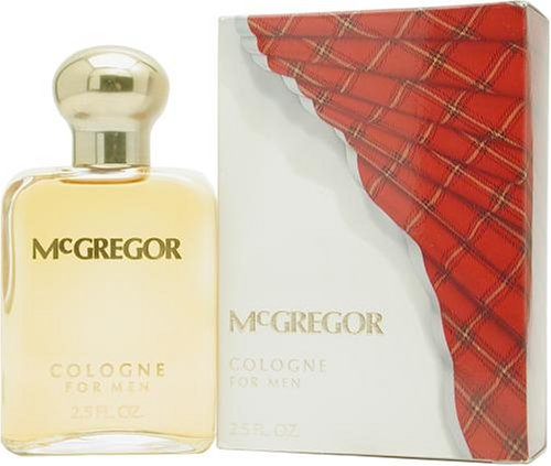 Faberge Mcgregor for Men, Cologne 2.5-Ounce 141845