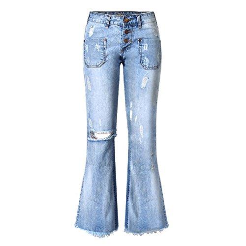 70s Bell Bottom Jeans - 7