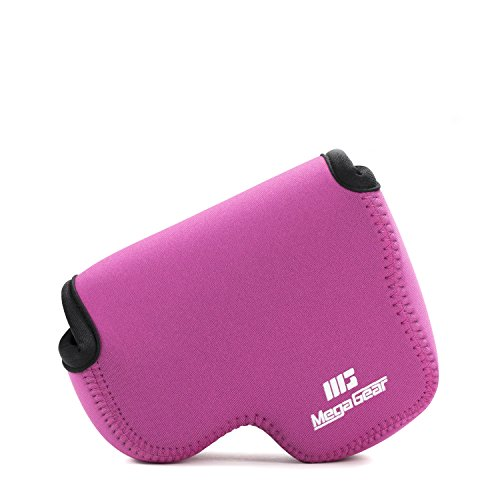 MegaGear ''Ultra Light'' Neoprene Camera Case Bag with Carab