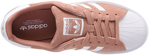 Pink Metallic 0 Fitness Superstar ash White Femme De footwear gold Rose W Adidas Bold Chaussures nAqWwBpBa