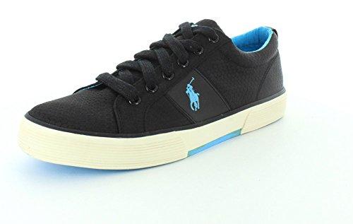 Polo Ralph Lauren Heren Felixstow Honingraat Zwarte Sneaker - 13