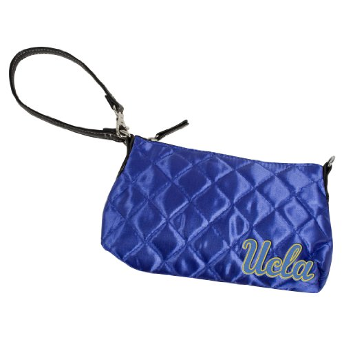 Ucla Bruins Satin - NCAA UCLA Bruins Quilted Wristlet