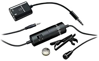 Audio-Technica ATR3350 Omnidirectional Condenser Lavalier Microphone (Discontinued) (B002HJ9PTO) | Amazon price tracker / tracking, Amazon price history charts, Amazon price watches, Amazon price drop alerts