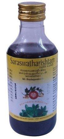 AVP – Saraswatharishtam – Ayurvedic Formula for Memory and Mind – 200ml