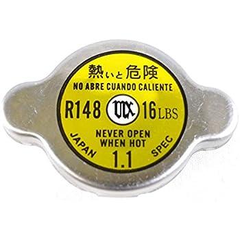 PT Auto Warehouse R148 - Radiator Cap, 16 PSI