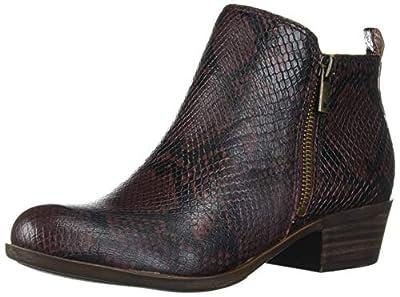 Lucky Brand Women's Lk-Basel Ankle Boot
