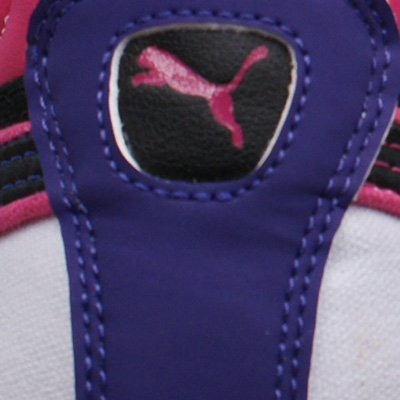 Puma Ikaz Mid FS 3 Womens Trainers / Shoes - White