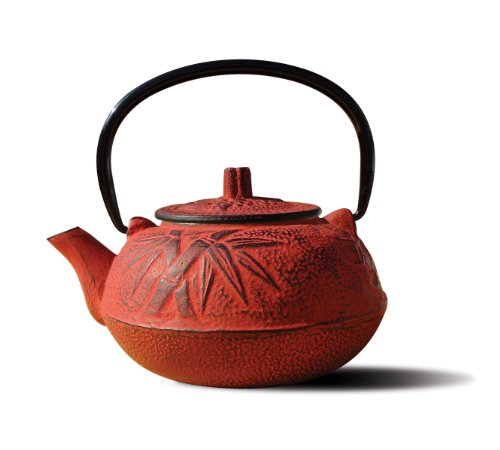 (Old Dutch Cast Iron Osaka Teapot, 20-Ounce,)
