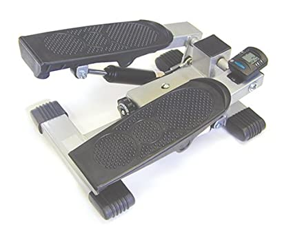 DMI Mini Stepper Exerciser - Digital Monitor Tracks Number of Steps