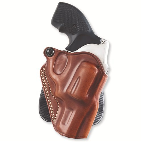 Galco Speed Paddle Holster for S&W J Frame 640 Cent 2 1/8-Inch .357 (Tan, (Galco Paddle Holsters)