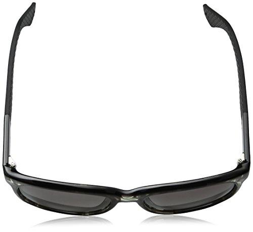 Carrera - Lunette de soleil  5010/S Rectangulaire Noir (Spotted Grey)