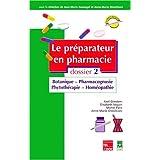Prepa.pharmacie Dossier 2:botanique,pharmacognosie,phyto.