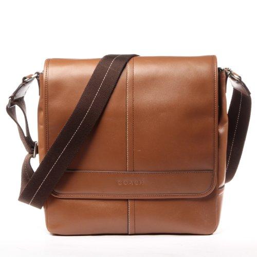 Coach Lexington Leather Briefcase Messenger