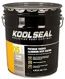 KST COATING KS0024600-20 Aluminum Roof Coat, 5 gallon