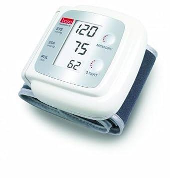 Boso Medistar S - Tensiómetro digital de muñeca (totalmente automático): Amazon.es: Salud y cuidado personal