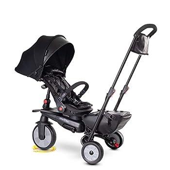 Image of Baby smarTrike 8481 Smartfold 700 Urban Black,