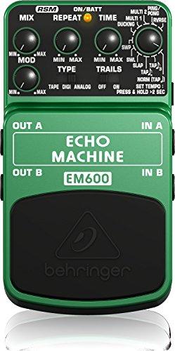 Behringer EM600 BEHRINGER ECHO MACHINE