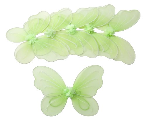 Party Favor Butterfly Wing Color
