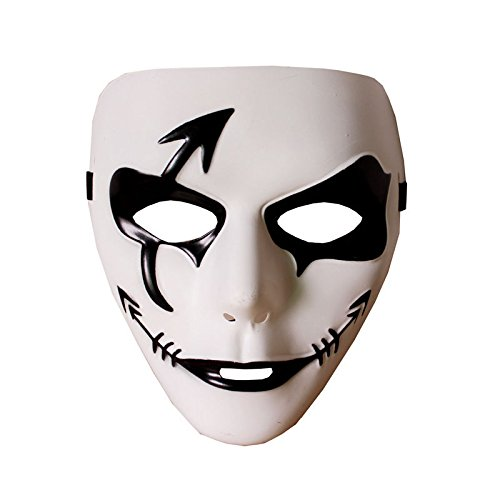 Fashion Halloween Hip-Hop GHOST DANCE JabbaWockeeZ Mask Face Party Mask