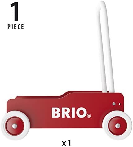 41K6IeZP5vL. AC - BRIO 31350 - Toddler Wobbler   The Perfect Toy For Newly Mobile Toddlers For Kids Ages 9 Months And Up
