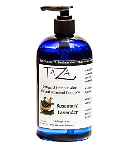 Taza Rosemary Lavender Botanical Contains