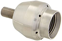 Spartan Tool 79943800 Hi-Flow Warrior Sewer Jetter Nozzle Beacon Adapter, 6\