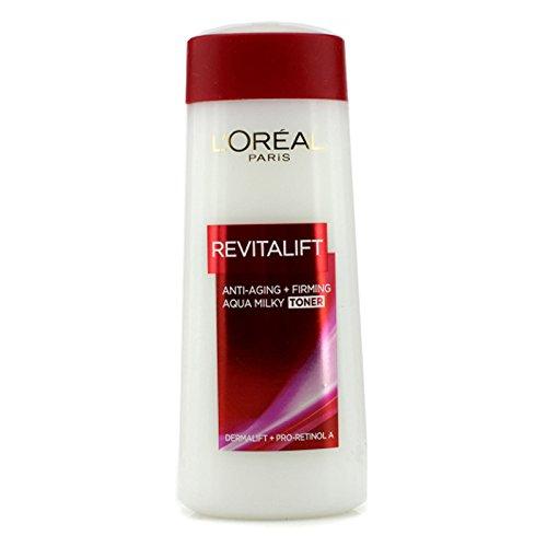 ise Revitalift Anti-Wrinkle and Firming Aqua-Milky Toner, 6.7 Ounce ()