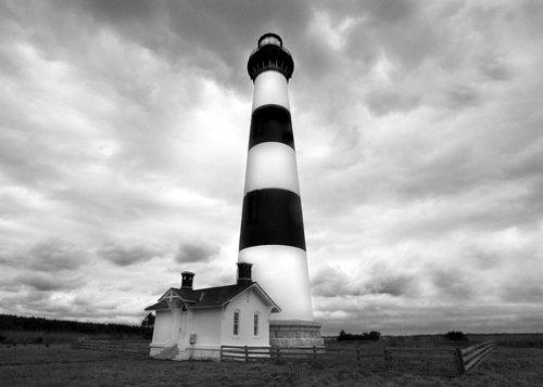 (Bodie Island Lighthouse)