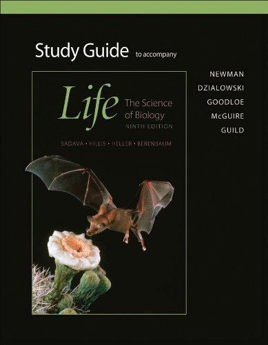 Life The Science of Biology 9th EDITION pdf epub
