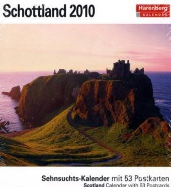 Harenberg Sehnsuchts-Kalender Schottland 2010