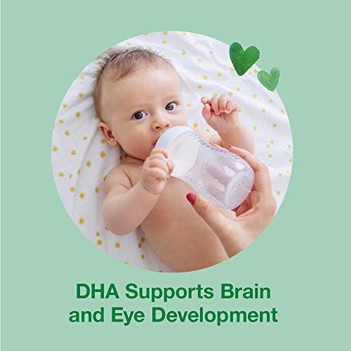 41K6KXjaclL. AC - Amazon Brand - Mama Bear USDA-Certified Organic Milk-Based Powder Infant Formula With Iron, 23.2 Ounce