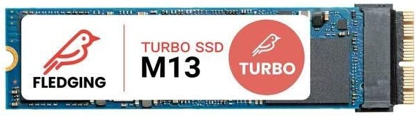 Feather M13 Turbo SSD (2TB) with Tools, macOS - m.2 NVMe PCIe Drive Upgrade for Apple MacBook Pro 2013-2015, MacBook Air 2013-2017, iMac 2013-2017